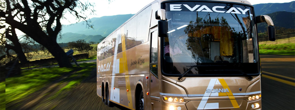 Evacay Bus Service From Coimbatore To Bangalore